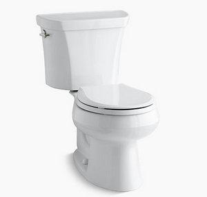 KOHLER K-3987-0 dual-flush toilet